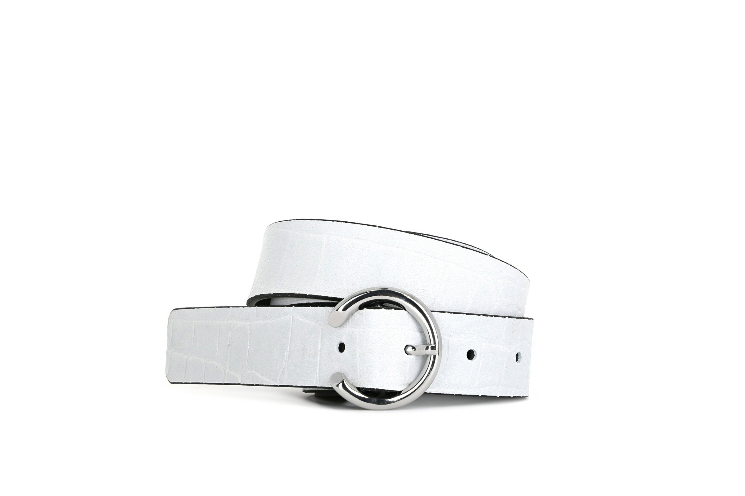 Aria Croco Belt