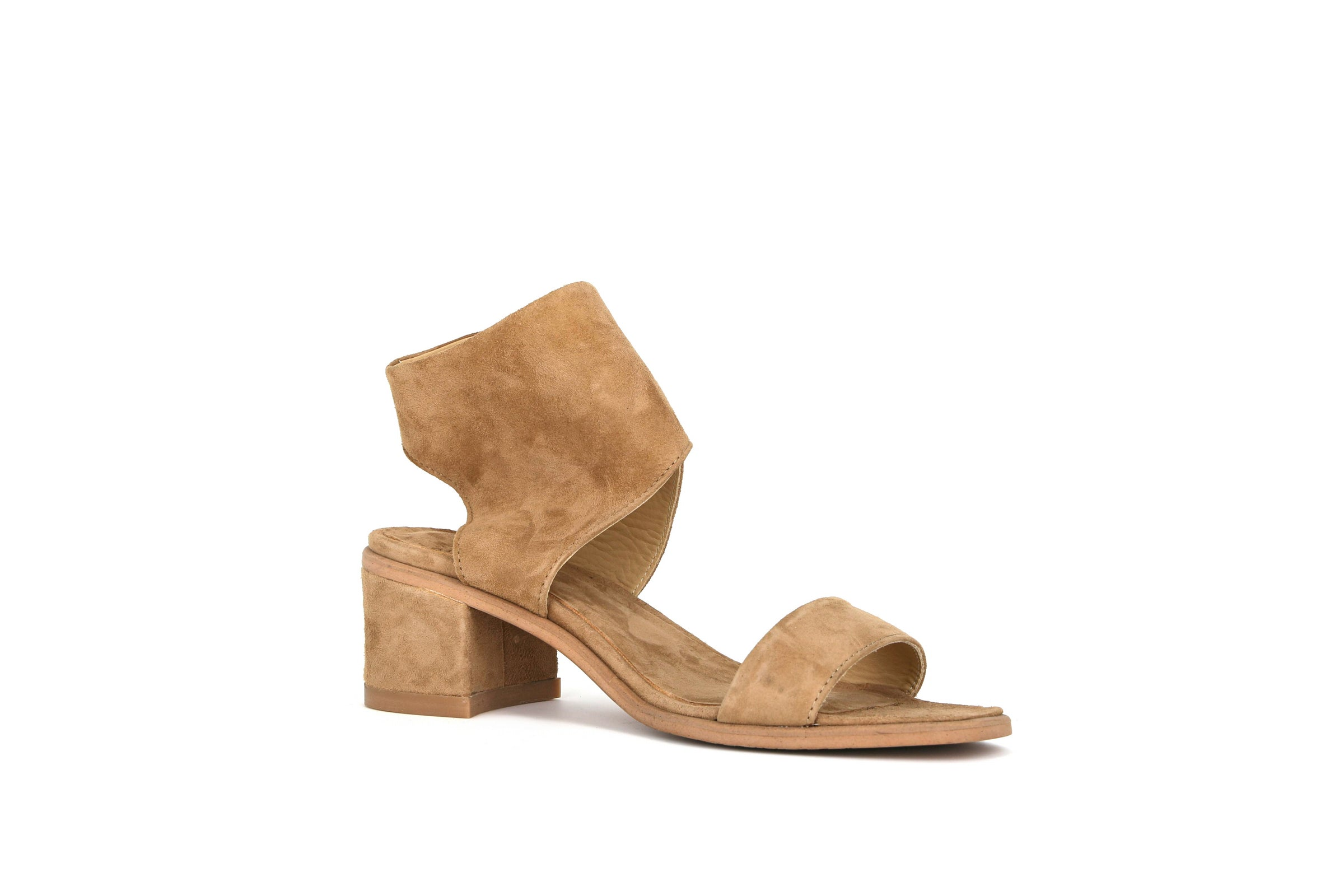 Town Suede Monk Sandal