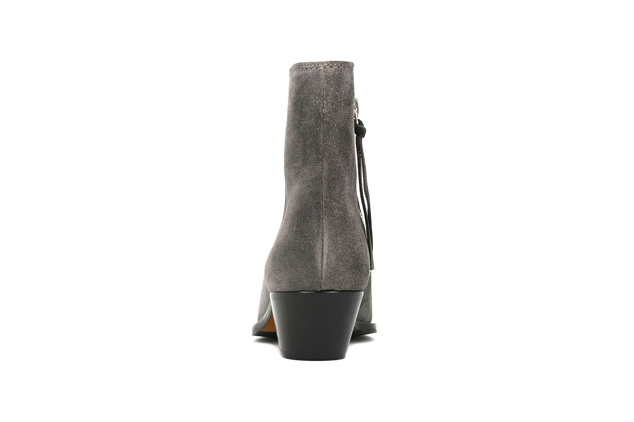 Hunter Ankle Boot Suede