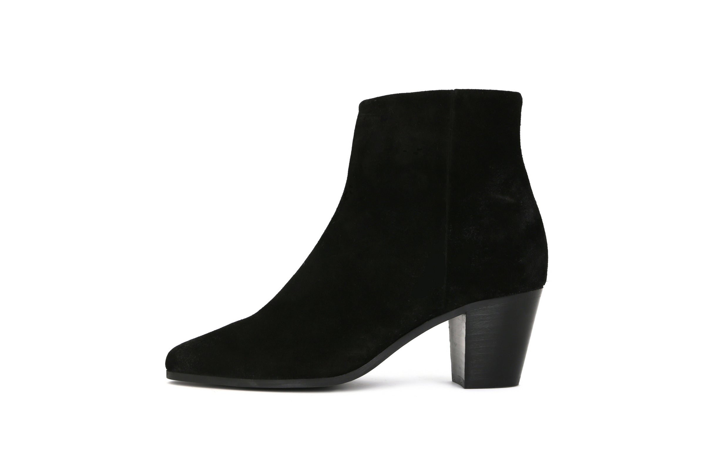 Avenue Suede Ankle Boot
