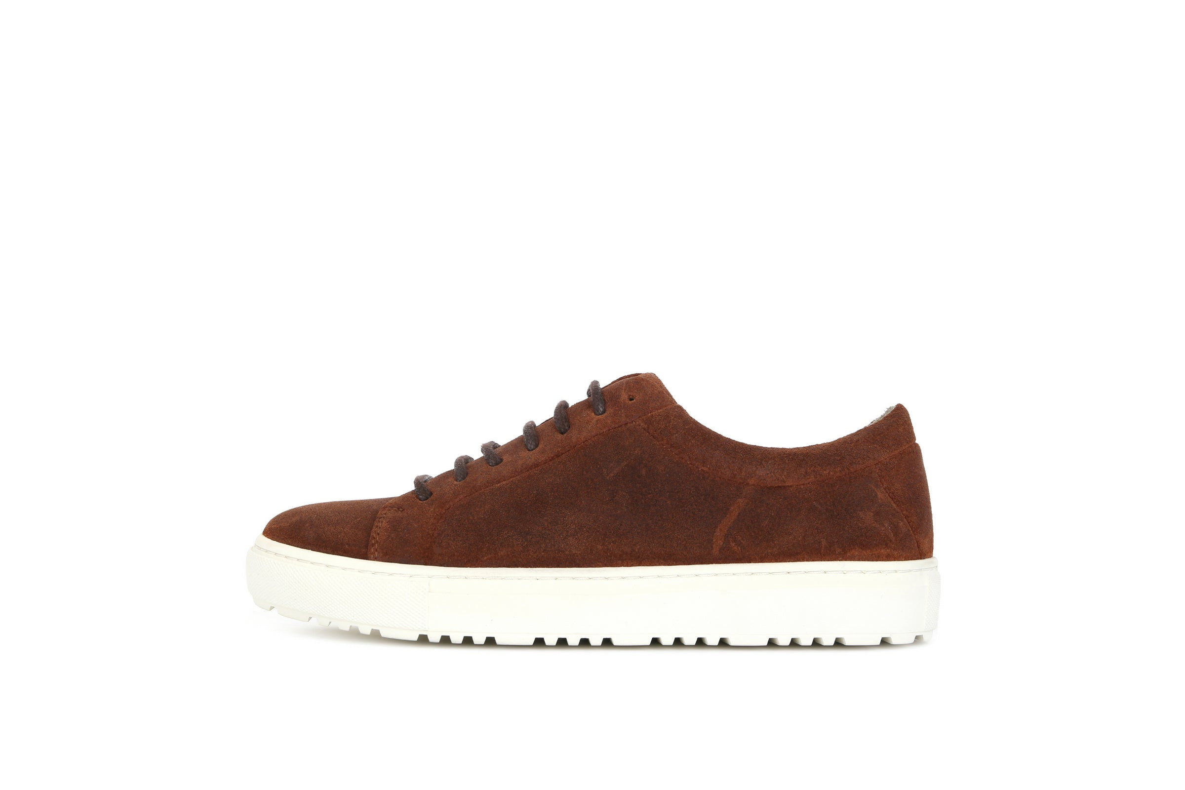 Elpique Hiker Suede Derby Shoe