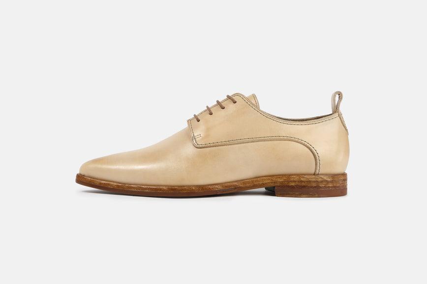 Chase Undyed Derby Shoe
