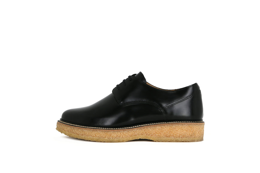 Border Crepe Derby Shoe