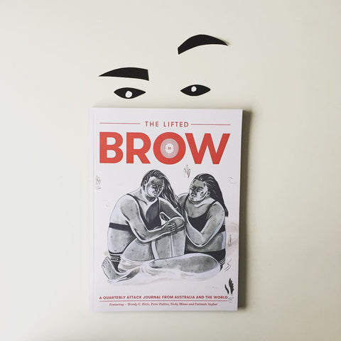 The Lifted Brow #31