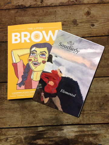 dual subscription: The Lifted Brow + Southerly (one year)