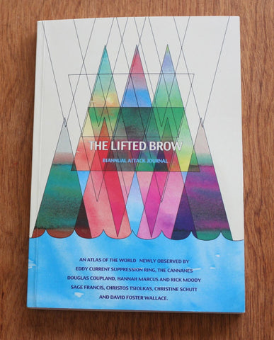 The Lifted Brow #6 | The Atlas Issue  (SOLD OUT)