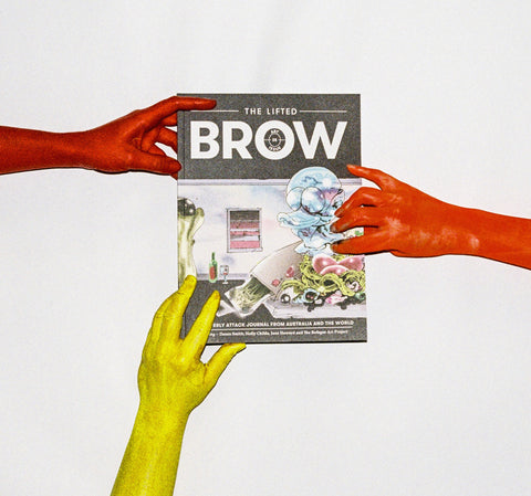 The Lifted Brow #28 | The Art Issue