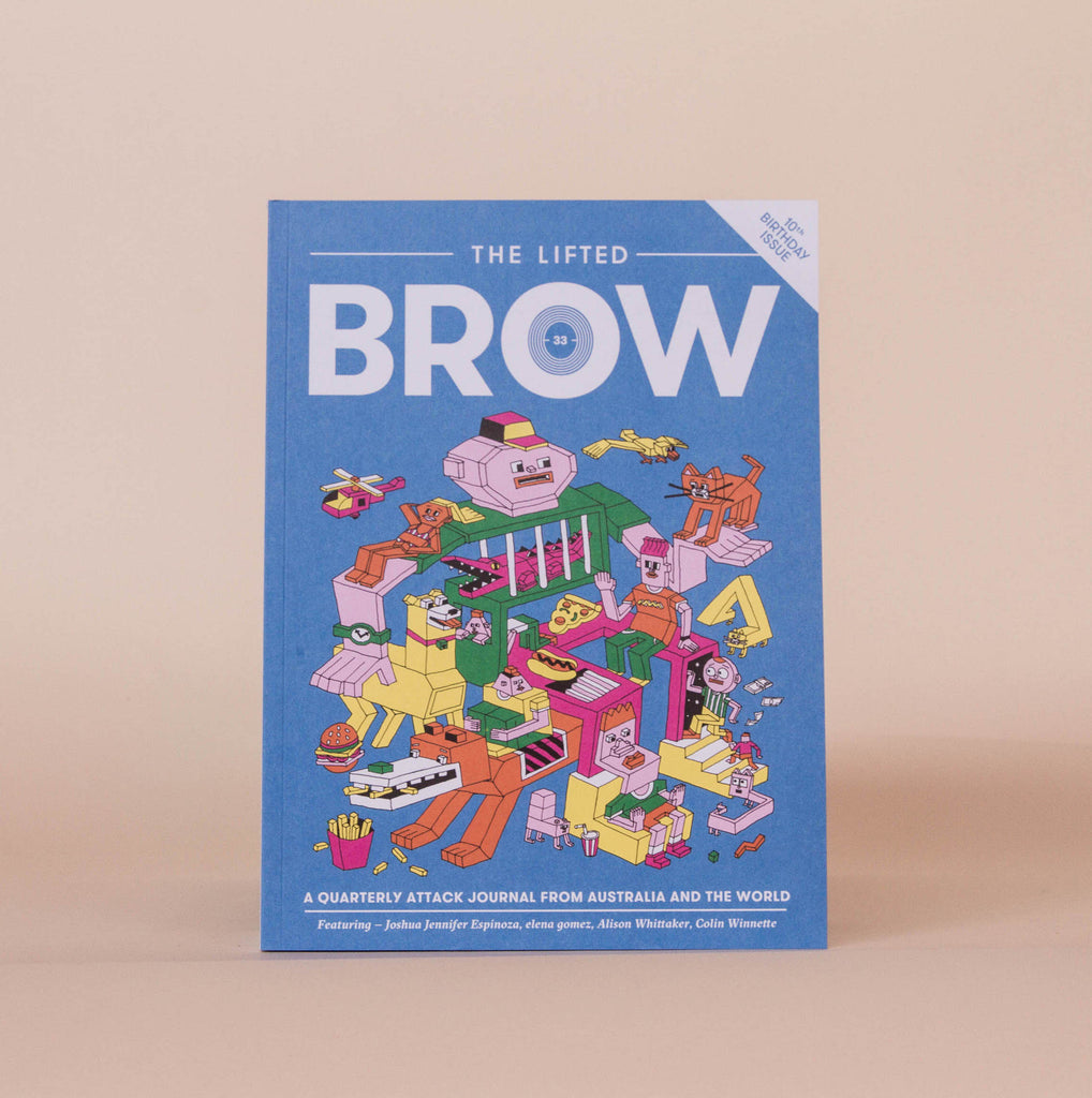 The Lifted Brow #33 | 10th Birthday Issue