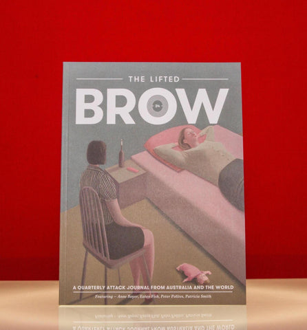 The Lifted Brow #34 (out June 1st)