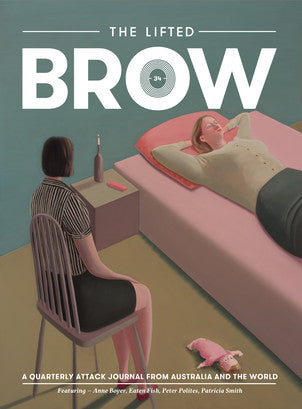 Issue 32 of The Lifted Brow
