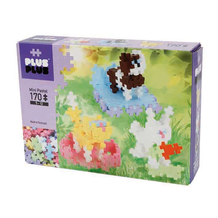 Plus Plus - Pets 170 pc Set