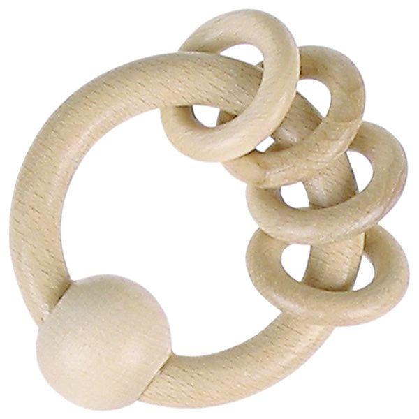 Heimess Four Ring Grasping Toy