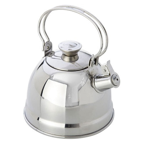 Stainless Steel Kettle With Whistle