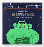 A-Z of Monsters and Magical Beings