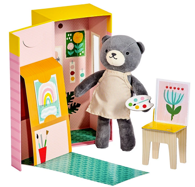 Beatrice the Bear Playset