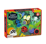 Beetles and Bugs 42 pc Fuzzy Puzzle