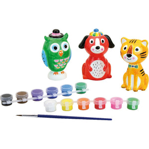 Ceramic Painting Set