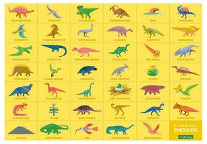 Dinosaur Search & Find 64 pc Puzzle