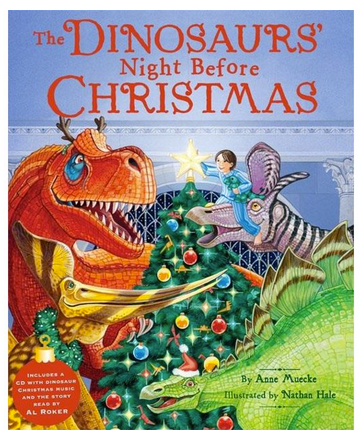 Dinosaurs Night Before Christmas