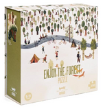 Enjoy the Forest 100 pc Puzzle