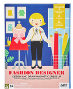 Fashion Designer Magnetic Dress Up