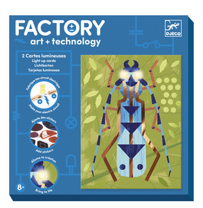 Factory Art + Technology - Insects