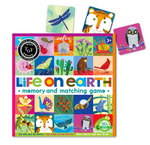 Life on Earth Memory and Matching Game