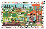 The Farm 35 pc Observation Puzzle
