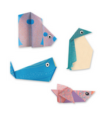 Origami Polar Animals