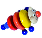 Rattling Cat Grasping Toy
