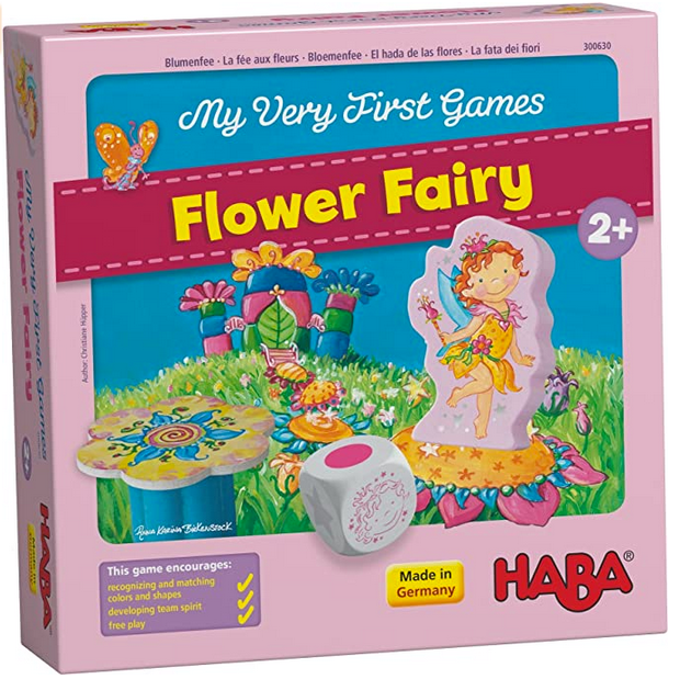 My Very First Games - Flower Fairy