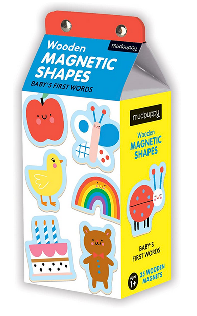 Baby's First Words Magnetic Shapes