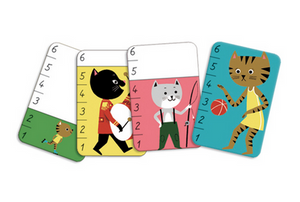 Bata-Miaou Card Game