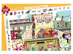 Street Art 200 pc Observation Puzzle