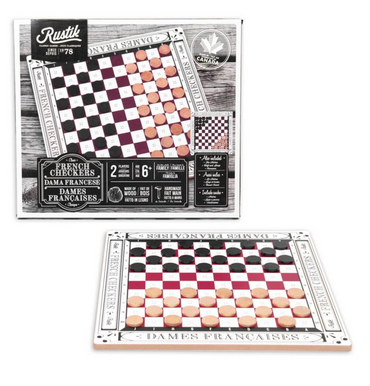 French Checkers