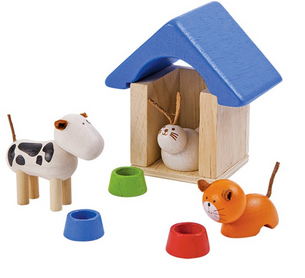 Dollhouse Pets and Accessories