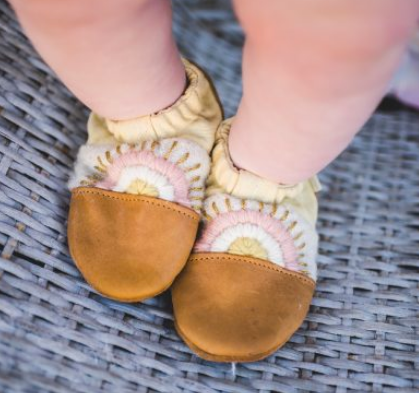 Nooks Canvas Booties Singing Sands