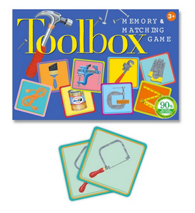 Little Toolbox Memory Game
