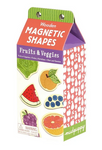 Fruits and Vegetables Magnetic Shapes