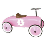 Vilac Ride-on Car Vintage Pink