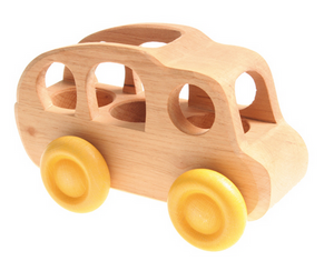 Grimms Wooden Bus