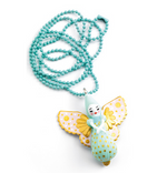Lovely Charms Fairy Necklace