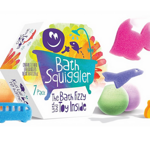 Bath Squiggler Bath Bomb Gift Pack