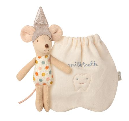 Little Tooth Fairy Mouse