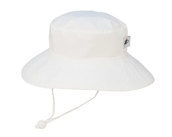 Sunbaby Hat White Oxford