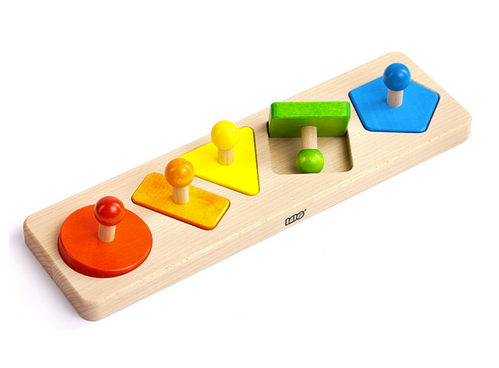 Bajo Shape Sorting Puzzle
