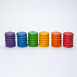 Grapat 36 Coins in 6 colours
