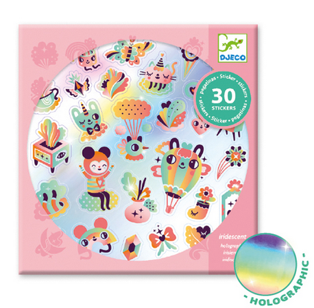 Pack of 30 Stickers