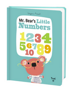 Mr Bear's Little Numbers