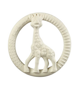 Sophie So'Pure Circle Teether